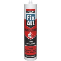 Mastic colle soudal fix all charges lourdes 290ml