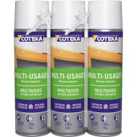 Mousse expansive coteka multi-usage 300ml lot de 3