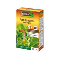 Anti-limaces et escargots solabiol ferrimax 350g