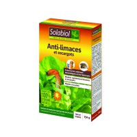 Anti-limaces et escargots solabiol 750g