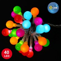 Guirlande gourmandise 40 led