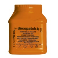 Vernis colle pailleté décopatch 150 gr