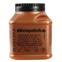 Vernis vitrificateur ultra mat décopatch 180 ml