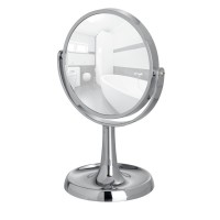 Miroir rosolina chrome wenko
