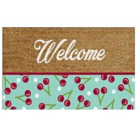 Paillasson mode de vie coco welcome 40x70cm