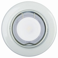 Lot de 3 spots encastrables led blanc