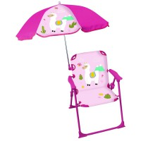 Chaise parasol lola le lama fun house