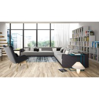 Carrelage de sol manhattan soft brown l.30 x l.120cm