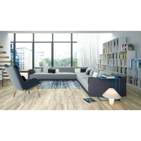 Carrelage de sol manhattan soft brown l.20 x l.120cm