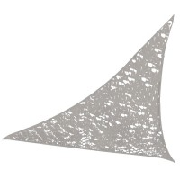 Voile d'ombrage innov'axe camouflage rectangulaire taupe