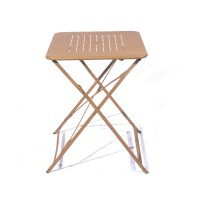 Table pliante denver muscade