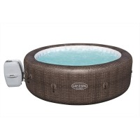 Spa bestway lay-z-spa st moritz rond 5/7 places
