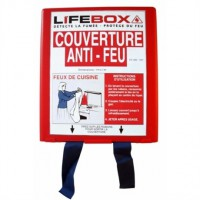 Couverture anti-feu lifebox