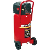 Compresseur 50l 2hp vertical mecafer