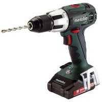 Perceuse à percussion sans fil metabo sb 18 lt 18v