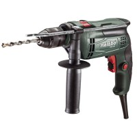 Perceuse à percussion metabo sbe 650 w