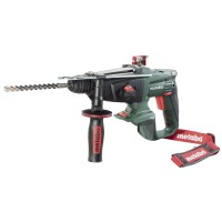 Marteau burineur metabo sans fil kha 18 ltx pick+mix
