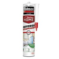 Mastic perfect home rubson universal multi-applications gris 280ml