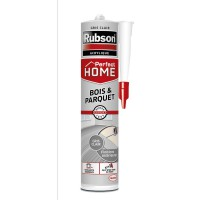 Mastic perfect home rubson bois & parquet gris 280ml