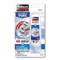 Rénovateur de joints rubson re new blanc 100 ml