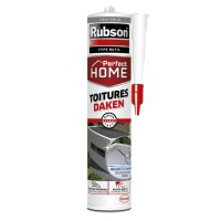Mastic perfect home rubson toitures gris 280ml