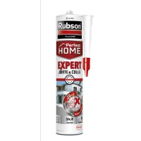 Mastic perfect home rubson expert jointe & colle blanc 280ml