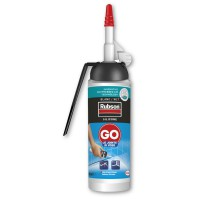 Mastic sanitaires rubson go je jointe blanc msp 100ml
