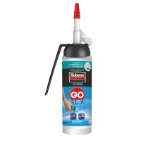 Mastic sanitaires rubson go je jointe transparent msp 100ml