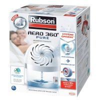 Absorbeur d'humidité rubson pure aero 360 20m²