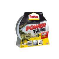 Adhésif réparation pattex power tape invisible 10m