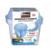 Absorbeur d'humidité rubson basic 20m²