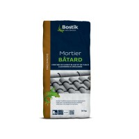 Mortier bâtard bostik 25 kg