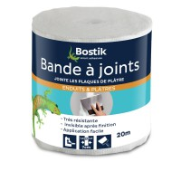 Bandes à joints bostik 20m x 7cm