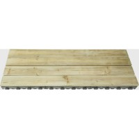 Dalle crossover xtiles 118x39,5x7,8 cm