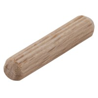 Lot de 200 tourillons wolcraft en bois 6 x 30 mm