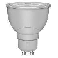 2 ampoules led bricorama spot 3w35 gu10 chaud