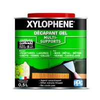 Décapant multisupport xylophene gel universel 0,5l