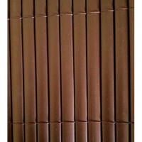 Canisse double face chocolat 1 x 3 m