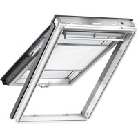 Fenêtre de toit à projection velux sk06 gpl confort white finish