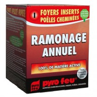 Ramonage bois charbon