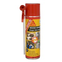 Mousse expansive sika sikaboom xl 500 ml blanc