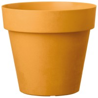 Pot de fleurs deroma vaso like curry 15xh.14cm