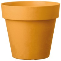 Pot de fleurs deroma vaso like curry 18xh.16,5cm