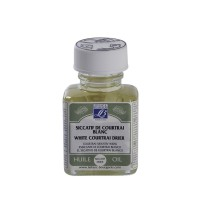 Siccatif lefranc & bourgeois additif courtrai blanc 75ml
