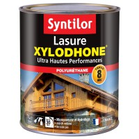 Lasure xylodhone® syntilor ultra hautes performances acajou exotique 1l