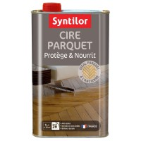 Cire parquet syntilor naturel 1l