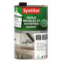 Huile meubles syntilor nature protect incolore 0,5l
