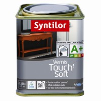 Vernis syntilor touch soft blanc cristal 0,25l