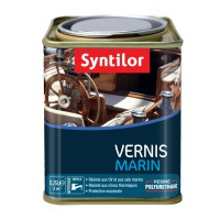 Vernis marin syntilor incolore mat 0,25l
