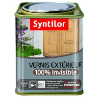 Vernis extérieur 100% invisible syntilor incolore ultra mat 0,25l